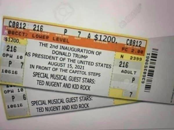 trump 2nd inauguration