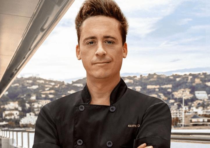 Chef Ben Robinson