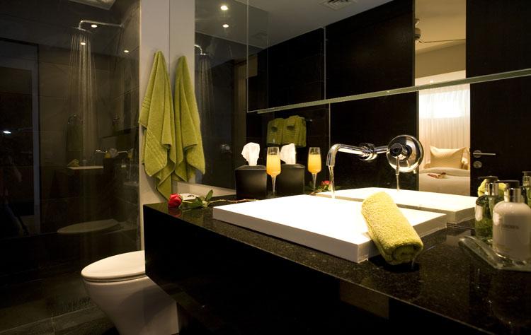 Guest Bathroom Puerto Vallarta Mexico