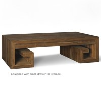 Crawford Greek Key Coffee Table  Newport Coast Interior ...