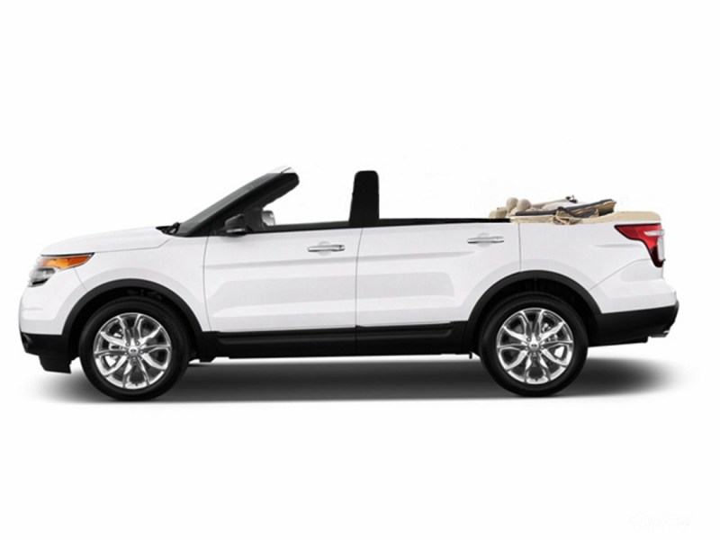 Ford Explorer Convertible