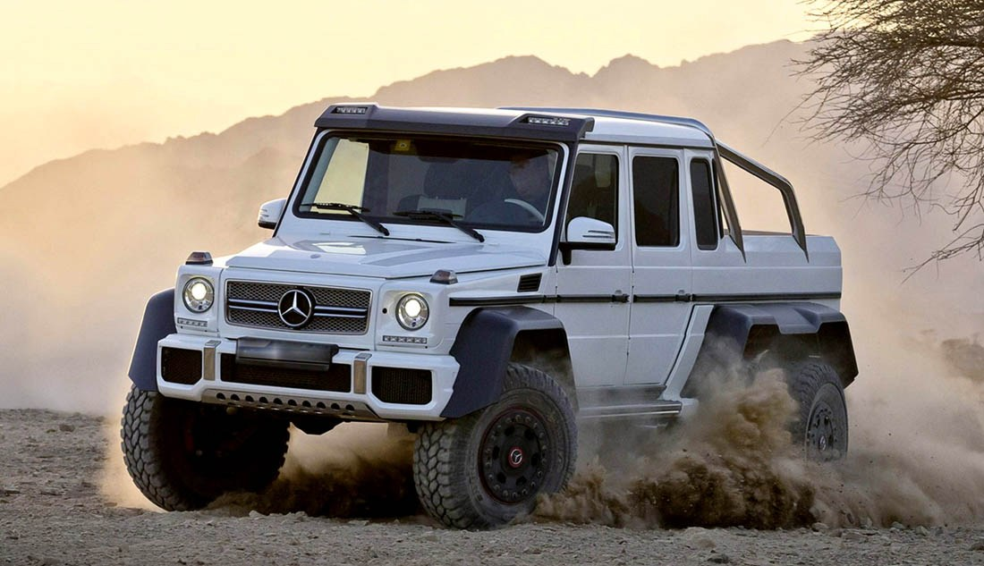 mercedes g63 amg 6x6. Black Bedroom Furniture Sets. Home Design Ideas