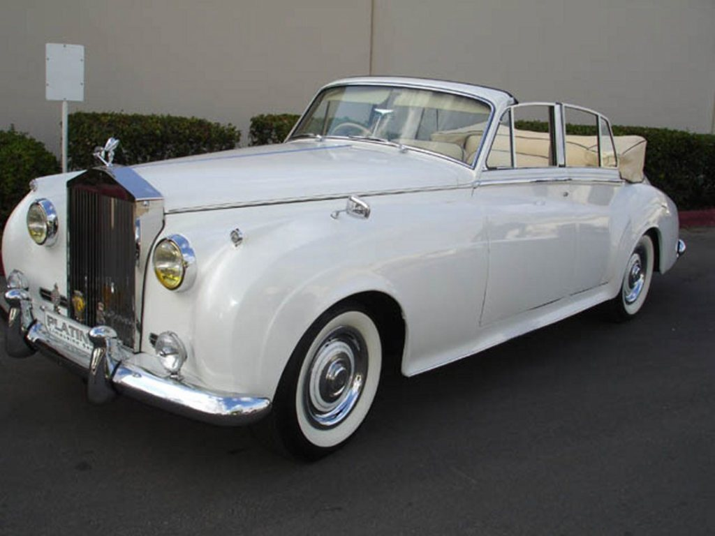 4 Door Convertible >> Rolls Royce Sc 4 Door Convertible