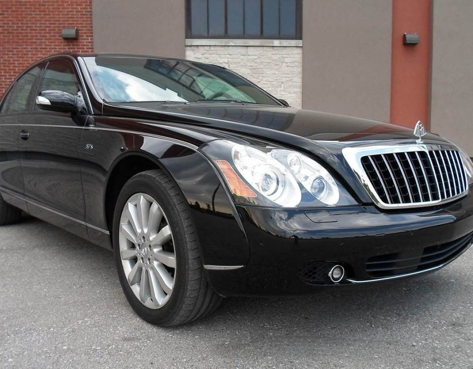 Armored Maybach