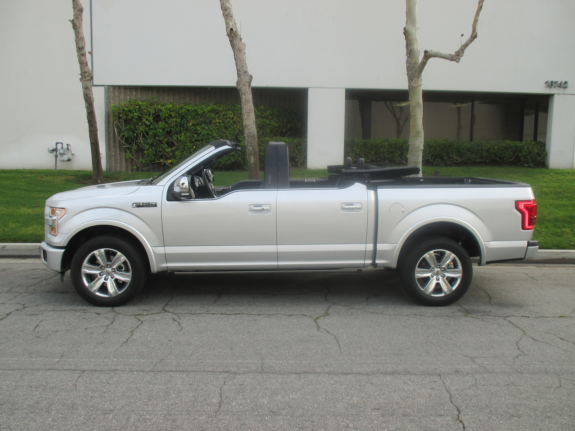 ford f150 convertible. Black Bedroom Furniture Sets. Home Design Ideas