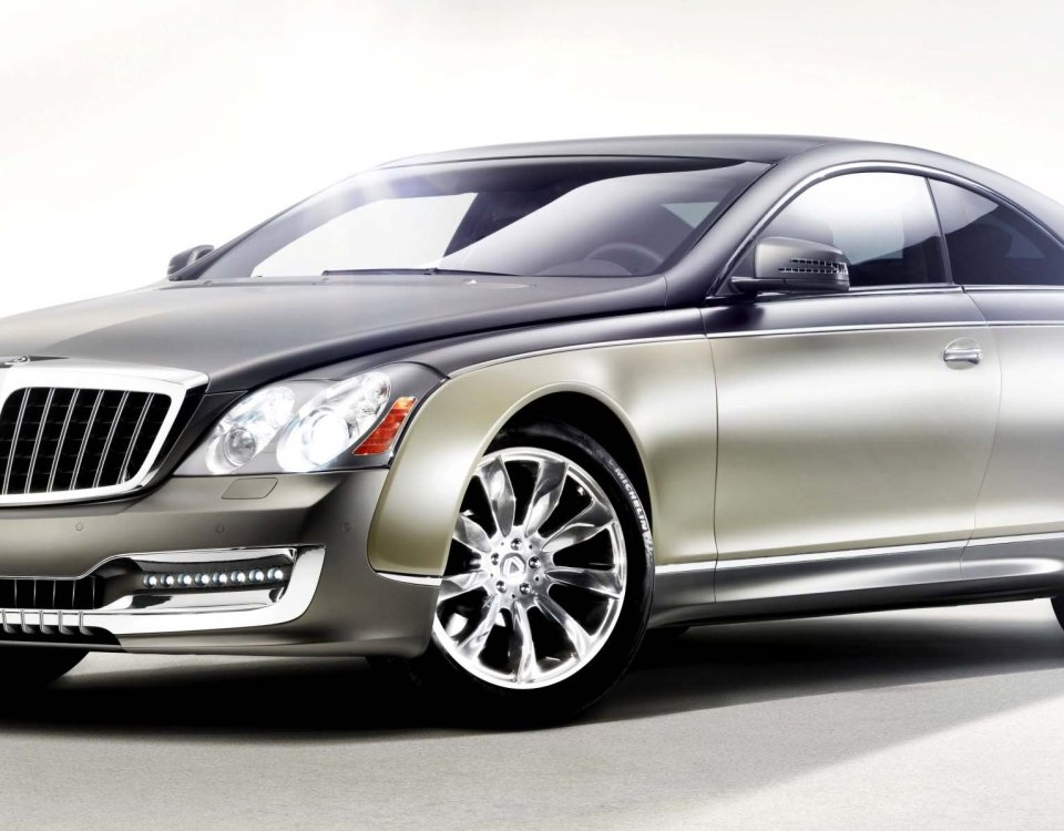 Maybach Coupe