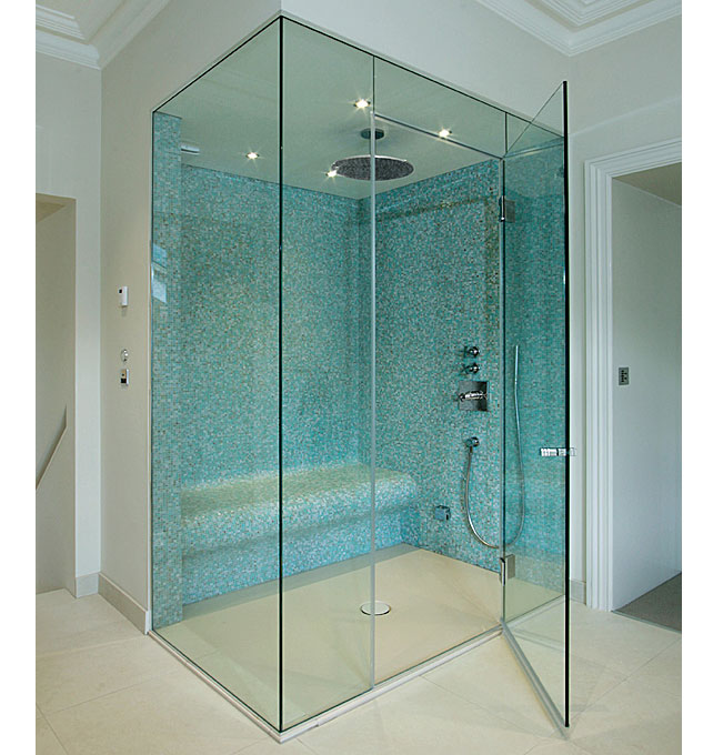Newport Glass Shower Doors Commercial Residential Glass And - Seamless bathroom shower doors