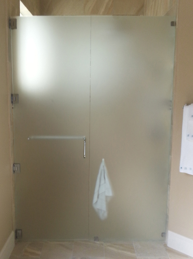 Guardian Showerguard shower door