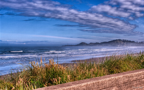 Yaquina Head in HDR 2