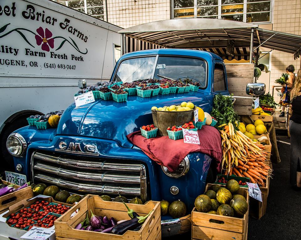 Eugene Farmers Market 1