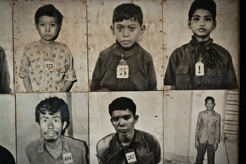 Victims' pictures