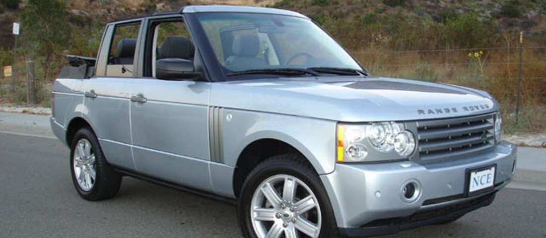 Range Rover HSE Convertible