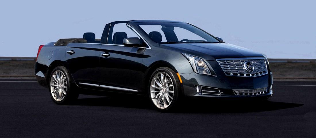 Cadillac XTS Convertible