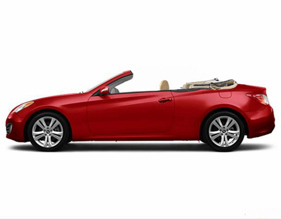Hyundai Genesis Convertible