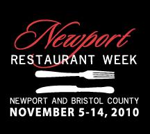Newport Restaurant Week: A Tutorial
