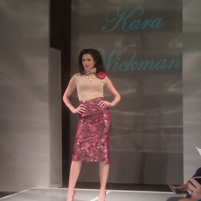 StyleWeek Features Barrington Native Kara Wickman