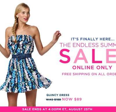 Lovely Lilly Sale EXTENDED!