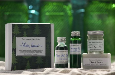 farmaesthetics winter greens