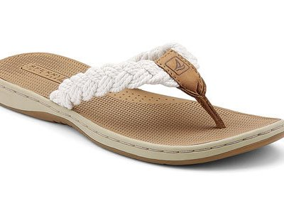 Obsessed: Sperry Tuckerfish Thong Sandal