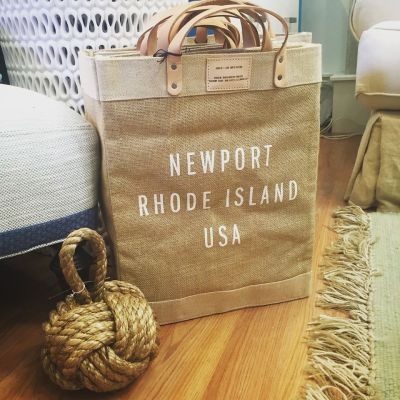 The Newport Market Bag