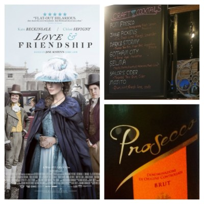 Corsets & Cocktails: Jane Pickens Theater Presents Love & Friendship