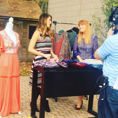 On The Rhode Show: Fall Fashion – Splurge vs. Save