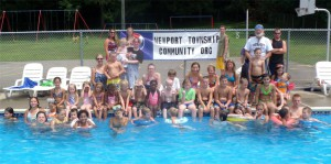 Swim Event July 21, 2013