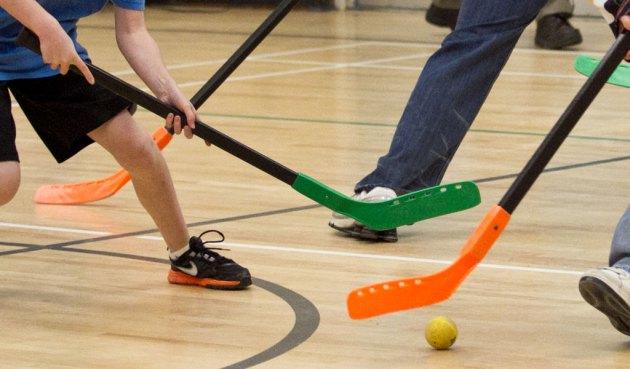 floorhockey2  Newport YMCA