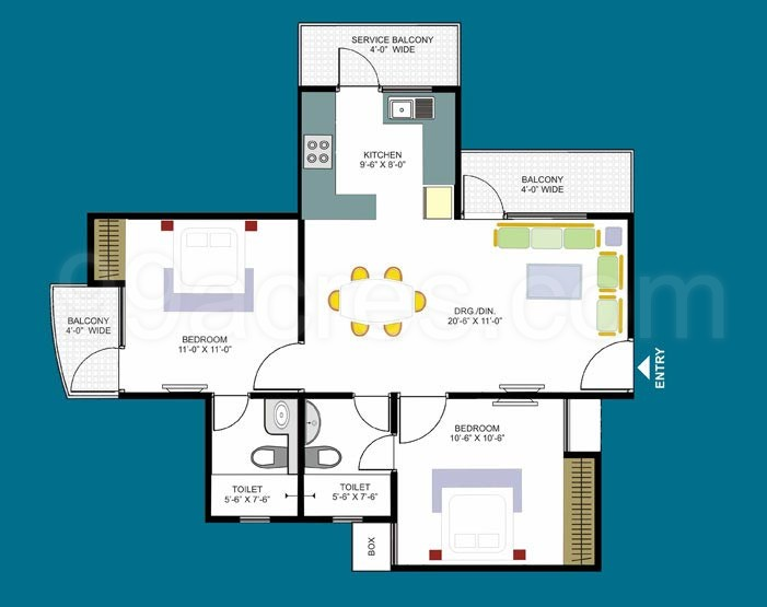 Dasnac Design Arch Builders Dasnac Designarch EHomes Floor Plan