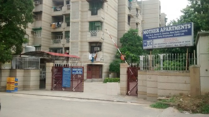 Cghs Group Delhi Mother Apartments Sector 5 Dwarka