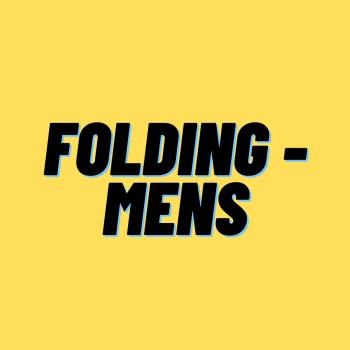 Folding - Mens