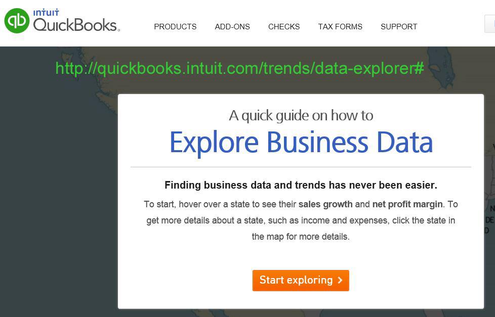 QB Explore Business Data