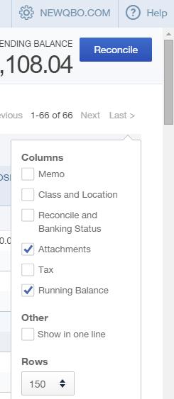 columns attachments