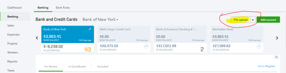 Can Import transactions from Mint into Quickbooks Online | NEWQBO COM