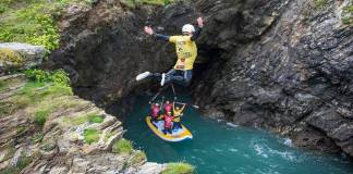 Military Adventure Training Racing Super SUP & Coasteering