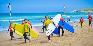 Surf Coach Safety and Rescue Award