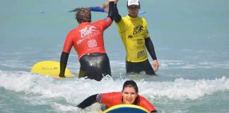 ISA Surf Coaching Award