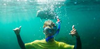 Stand Up Paddleboard Snorkel Adventure