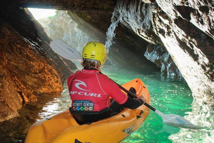 Eco Sea Kayaking Newquay