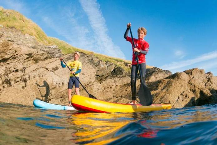 Private Stand Up Paddle Board Tour