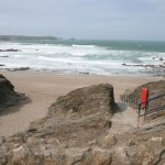 Little Fistral Beach, Newquay