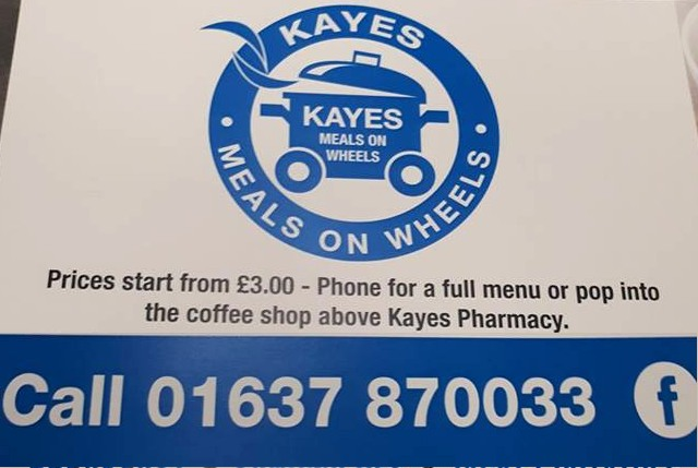 Meals On Wheels Newquay Kayes