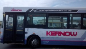 Kernow Buses Newquay