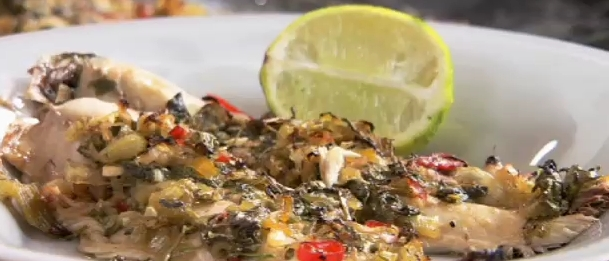 Nigel Slater Aromatic Mackerel Recipe