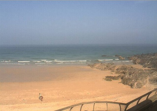 Fistral Webcam Fistral Beach North Newquay