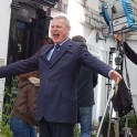 Doc Martin Clunes Filming