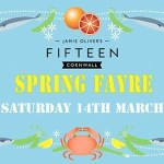 Spring Fayre Fifteen WaterGate Bay March 2015