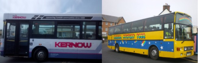 Day Trips & Bus Tours from Newquay