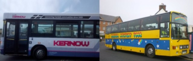 Bus Tours Newquay