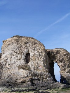 Hermit Perranporth Cave